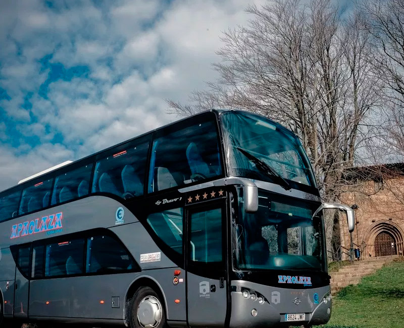 Nuevo autobús de doble piso