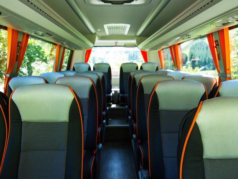 Minibuses Gipuzkoa