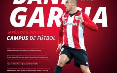 Campus de fútbol Dani García